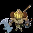 Pėstininkas su kardu