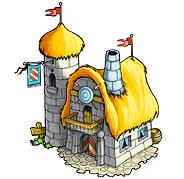 מגורים מלכותיים